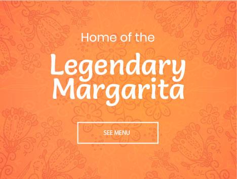 Legendary Margarita